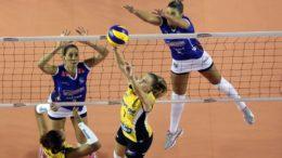 Superliga reúne as maiores equipes do vôlei feminino no país e vale vaga no Sul-Americano (Foto: CBV/Divulgação)