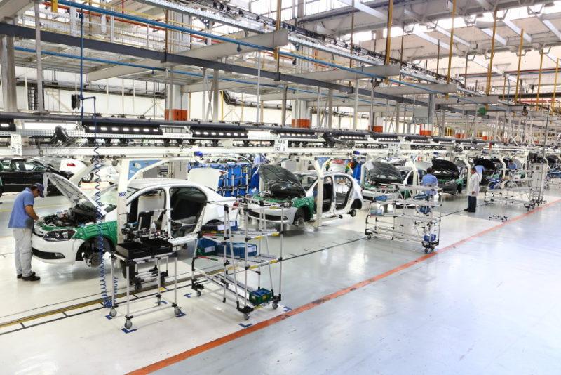 Produção industrial cresce no Amazonas no período de um ano, mostra IBGE