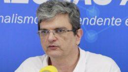 Afrânio Soares realizou mais de 40 pesquisas eleitorais em Manaus na eleição deste ano (Foto: João Machado)