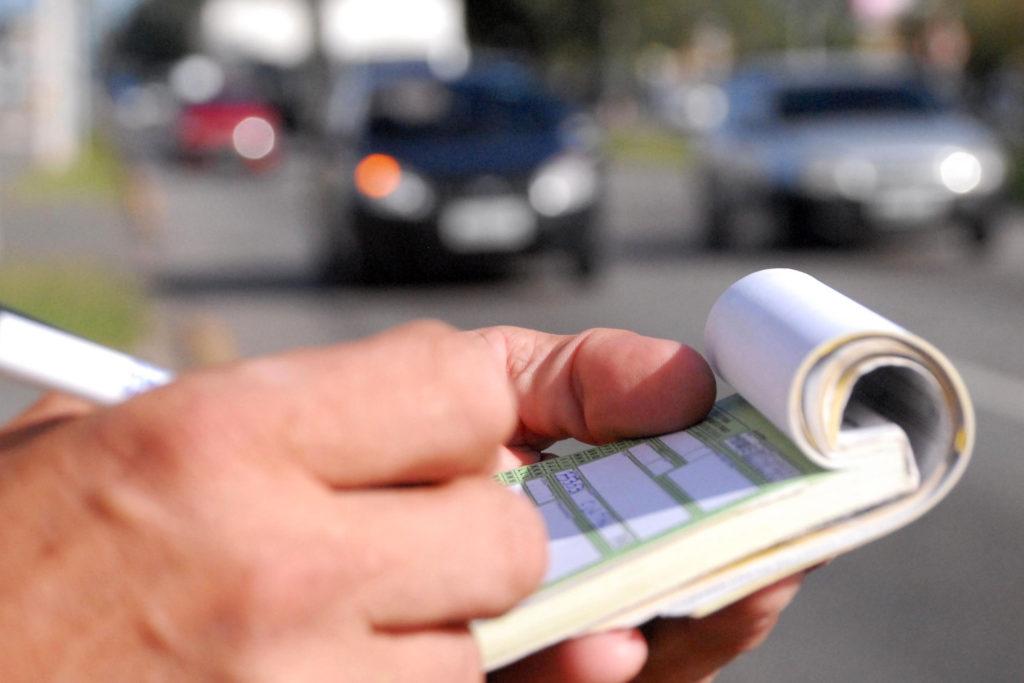 Multas de trânsito poderão ser parceladas em até 12 vezes no cartão de crédito (Foto: Manaustrans/Divulgação)