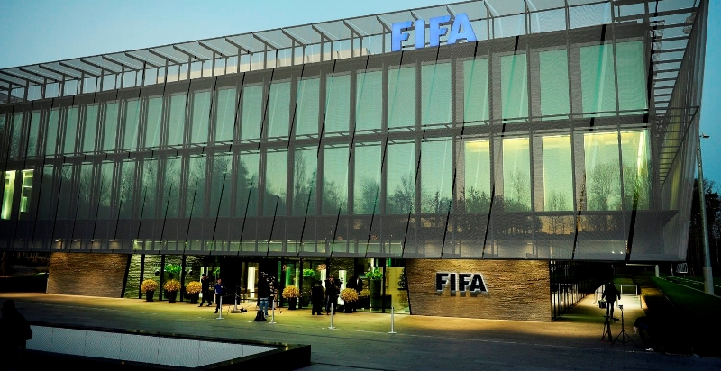 SWITZERLAND SOCCER FIFA EXECUTIVE COMMITTEE MEETING