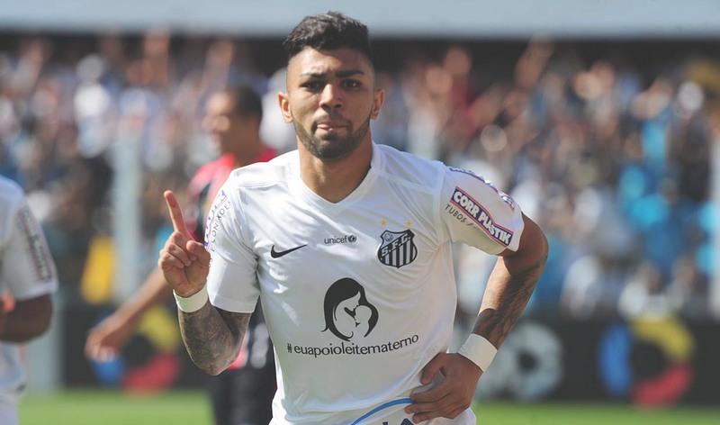 914bc643a6 Gabriel foi negociado com a Inter de Milão por R 102 milhões (Foto  Flickr
