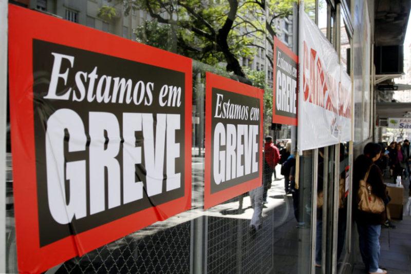Porto Alegre, RS - 06.09.2016 Procon orienta consumidores sobre greve nos bancos Foto: Brayan Martins/ PMPA