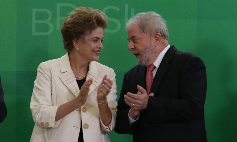 Lewandowski leva a plenário julgamento sobre grampos envolvendo Lula