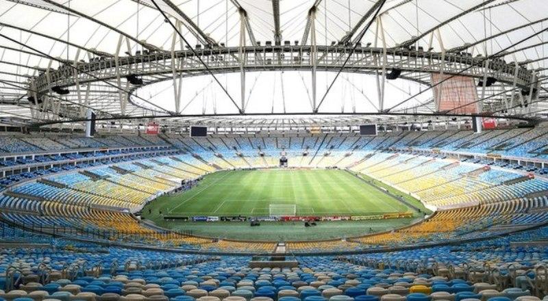 Maracanã passa por obras de adaptação após a Olimpíada Rio 2016 (Foto: Divulgação)