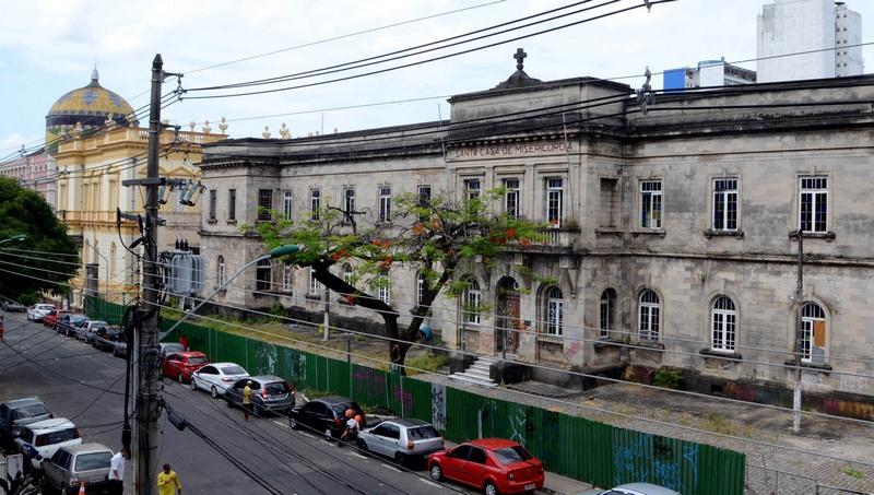 MPF pede informações à Prefeitura de Manaus sobre segurança na Santa Casa