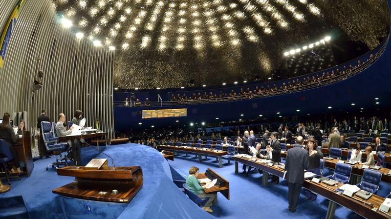 Assessor legislativo no Senado ganha, em início de carreira, R$ 29,1 mil (Foto: Agência Senado)