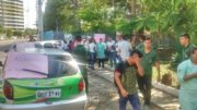 Trabalhadores terceirizados a saúde cobraram salários atrasados da Susam (Foto: Divulgação)