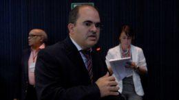 Ricardo Nicolau é de um partido que está na coligação de Marcelo Ramos (Foto: Danilo Mello/ALE)