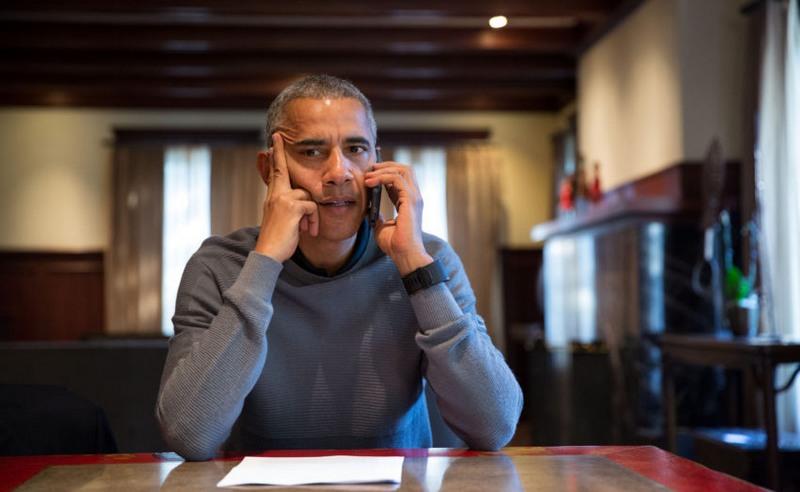 Barack Obama diz que não ficará calado se Trump ferir valores e ideais (Foto: Pete Souza/Official White House)