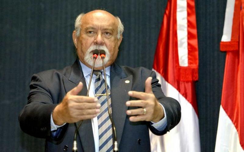 Justiça reduz de R$ 100 mil para R$ 5 mil multa a Belarmino por conduta vedada