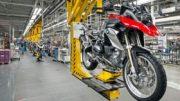 Atraída por incentivos tributários, BMW instalou fábrica de motos em Manaus (Foto BMW/Divulgação)