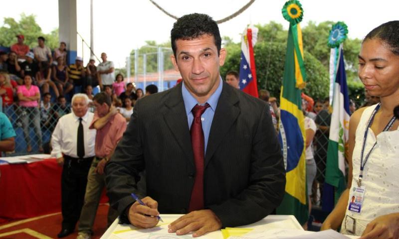Beto D'Ângelo é o prefeito eleito de Manacapuru e venceu batalha judicial na primeira instância (Foto: Divulgação)