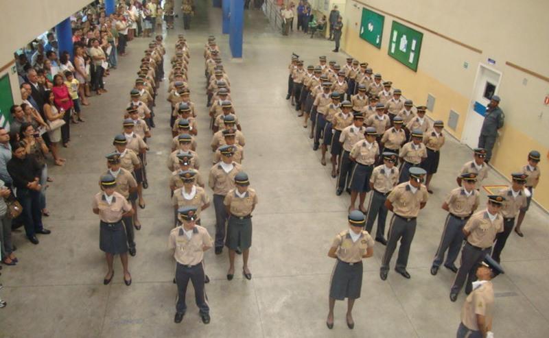 Lista de aprovados para colégios da Polícia Militar do Amazonas é divulgada
