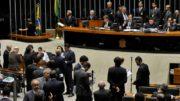 Parlamentares protegem com a medida uma classe que já tem uma série de regalias na legislação brasileira (Foto: Luís Macedo/Câmara dos Deputados)