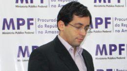 O procurador Edmilson Barreiros Jr (Foto: Divulgação/MPF)