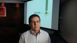 Frank Souza, presidente do Sinduscon, lança projeto sobre moilidade urana e qualidade de vida (Foto: Valmir Lima/ATUAL)