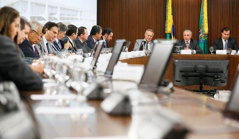 Governadores eleitos negociam mudança na Lei de Responsabilidade Fiscal