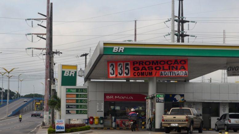 Combustível contribuiu com 0,10 pontos os 0,31% do IPCA-15 (Foto: Valmir Lima)