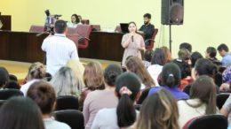 Em audiência pública, consenso foi educar mulheres sobre seus direitos (Foto: MPF/Divulgação)