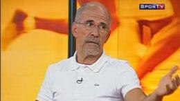 Mário Sergio Ponte de Paiva foi jogador da seleção brasileira e atualmente era comentarista da