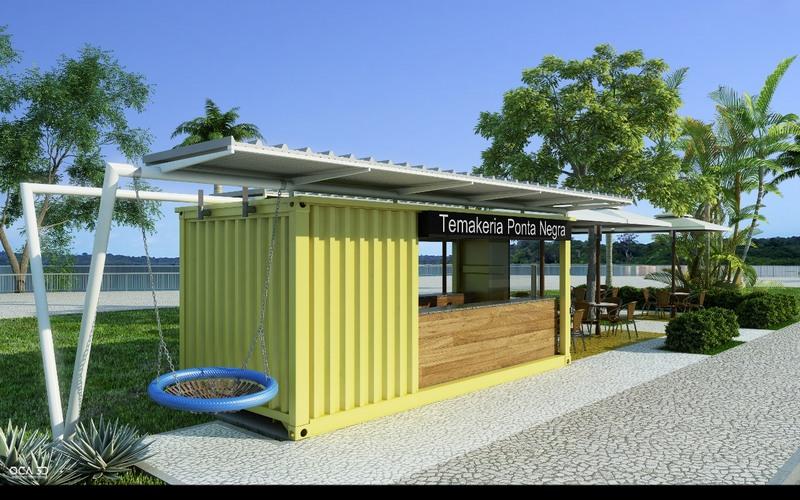 Prefeitura lança concorrência pública para nove quiosques na Ponta Negra