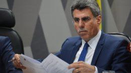 Romero Jucá não cita dirigentes da CBF em relatório (Foto: Fabio Rodrigues Pozzebom/ Agência Brasil)