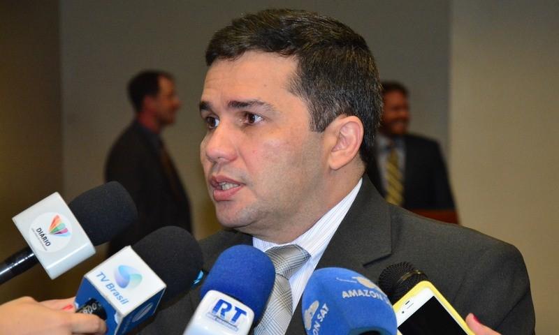 Sérgio Fontes precisa provar a competência do sistema de segurança pública (Foto: Divulgação/SSP)