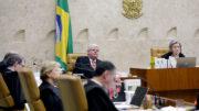 Os pedidos de vista são feitos pelos ministros para analisar os processos antes do voto (Foto: Fellipe Sampaio/STF)