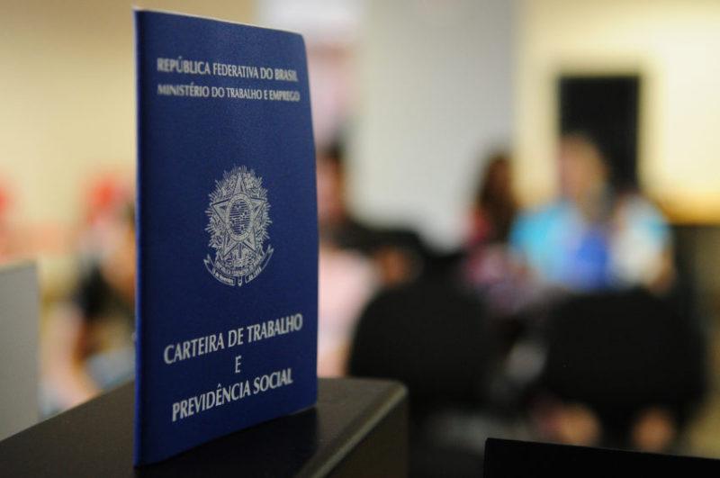 Agência do Trabalhador no Setor Comercial Sul Agência do Trabalhador, Setor Comercial Sul, Plano Piloto, Brasília, DF, Brasil 25/10/2016 Foto: Pedro Ventura/Agência Brasília.