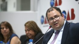 Presidente da OAB-AM, advogado Marco Aurélio Choy (Foto: Divulgação/OAB)