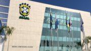 Sede da CBF (Foto: CBF/Divulgação)