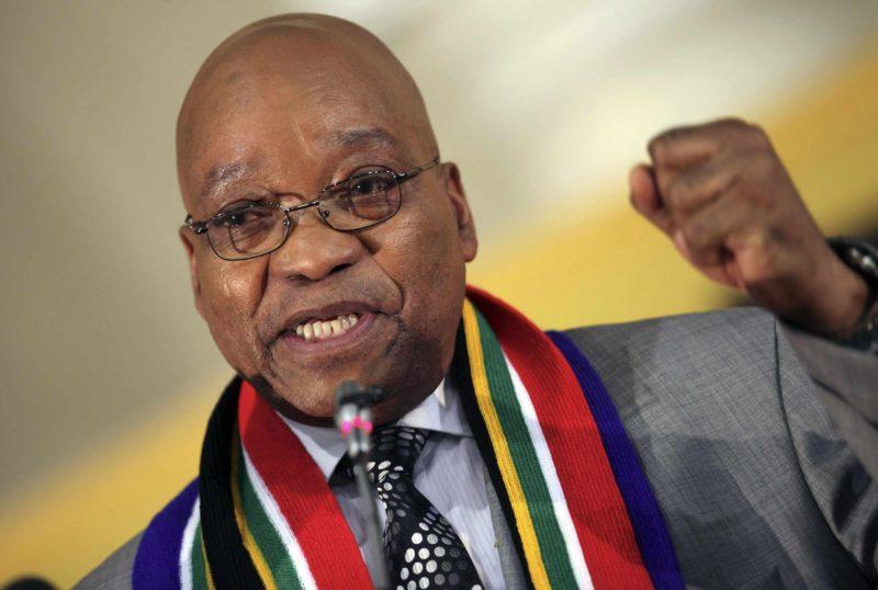 Jacob Zuma é o presidente da África do Sul desde 2009. (Foto: Divulgação)