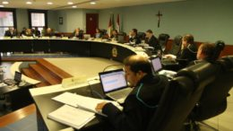 Conselheiros aprovaram contas, mas fizeram ressalvas e recomendações ao prefeito (Foto: Elvis Chaves/TCE/Divulgação)