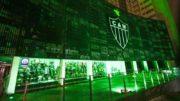 Sede do Atlético-MG ficou verde e clube avisou que não irá a Chapecó (Foto: Bruno Cantini/Atlético-MG/Fotos Públicas)