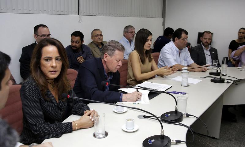 Suframa duardo Braga (Foto: Mário Oliveira/Semcom)