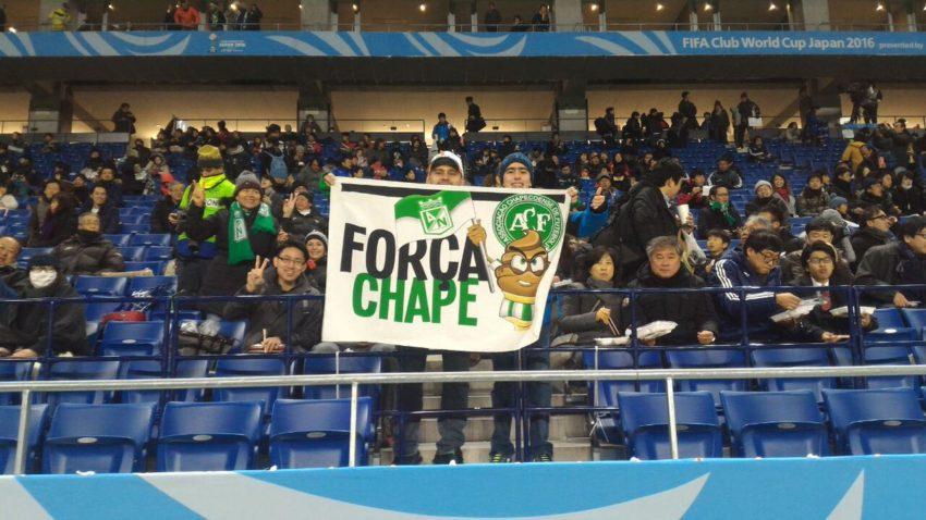 Chape (Foto: @nacionaloficial/Fotos Públicas)