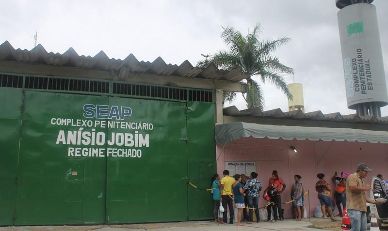 Compaj (Foto: Seap/Divulgação)