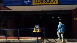 Correios (Foto: Marcelo Casal Jr./Agência Brasil)