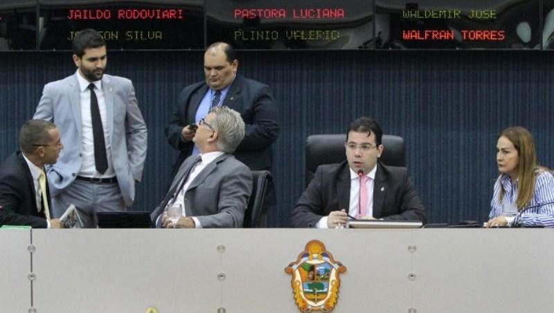 Os vereadores precisam aprovar ainda este ano reajuste para a próxima legislatura, mas desistiram (Foto: Tiago Corrêa/CMM)