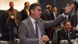 Deputado David Almeida (PSD) - Foto Alberto César Araújo/Aleam