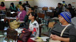 Alunos com idade acima da escolar são em menor número, segundo o IBGE (Foto: TV Brasil/Reprodução)