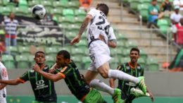 Futebol - Campeonato Mineiro: só grandes clubes pagam bem os jogadores (Foto: Bruno Cantini/Atlético MG)