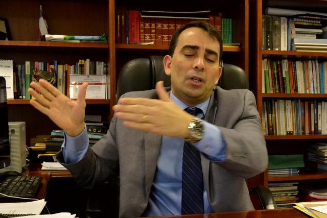 Fábio Monteiro disse que as investigações do MP neste ano estava em curso em mais de 30 municípios (Foto: Valmir Lima)