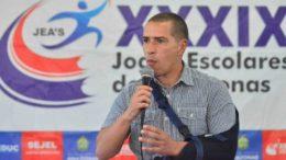 O secretário de Esporte, Fabrício Lima, (Foto: Sejel/Divulgação)