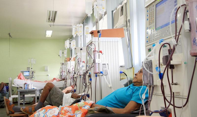 Hemodiálise (Foto: Fábio Pozzebom/ABr)