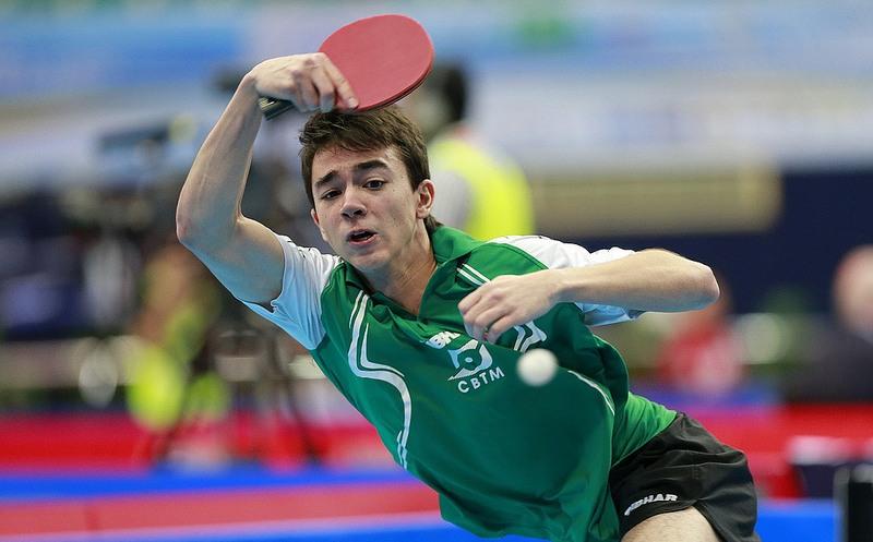 Hugo Calderano foi vice-campeão do Aberto da Áustria, um feito inédito (Foto: CBM/Divulgação)
