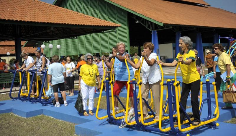 Expectativa de vida dos idosos melhorou no Estado, segundo o IBGE (Foto: Michael Dantas/Sejel/Divulgação)