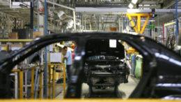 Paraná tem a terceira maior indústria de transformação do País. Indústria automobilística. Foto: Gilson Abreu/FIEP