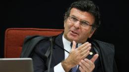 Ministro Luiz Fux, já deu liminares favoráveis à concessão do benefício a juízes (Foto: Nelson Jr./SCO/STF) (21/06/2016)